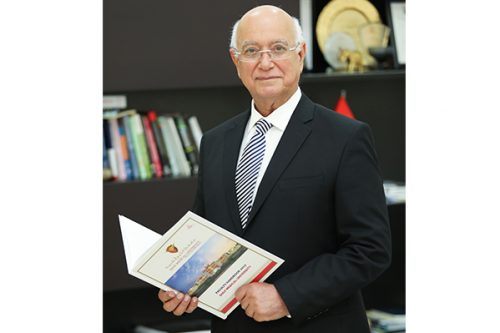 Gulf Medical University Chancellor Prof. Hossam Hamdy Shares His Insights on Futuristic Medical Education: Medicine is a Social Science Integrated with Research and Healthcare Delivery