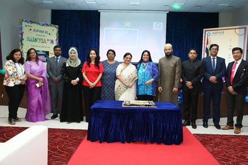 Thumbay Hospital Day Care Rolla Sharjah Conducts Free Health Checkup and Awareness Programs at ASPAM Aurora Fest 2018