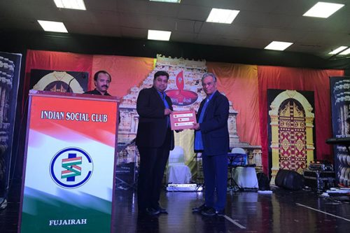 Thumbay Hospital Promotes Health Awareness at Annual Harvest Festival Organized by St. Gregorios Indian Orthodox Church Fujairah