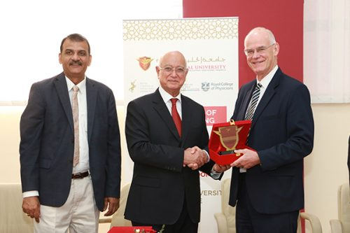 GMU to become International Center Conducting MRCP (UK) PACES Examination in UAE
