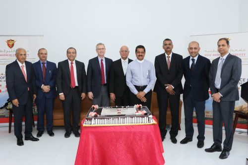 Gulf Medical University Celebrates 21 Years of Excellence in Education, Healthcare and Research