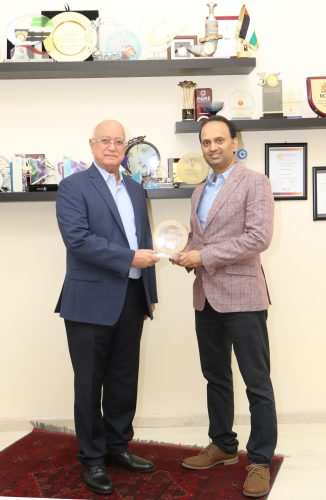 Gulf Medical University Launches Certificate Program in 'Artificial Intelligence in Healthcare' to Equip Medical Students and Professionals with Futuristic AI Skills