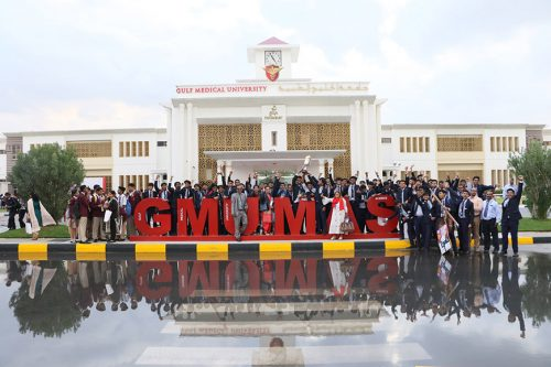 Over 10,000 Students to Participate in the First Online Arts & Science Exhibition at Gulf Medical University