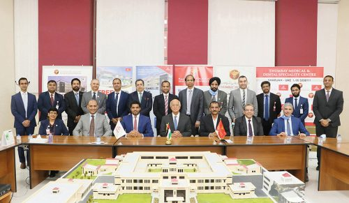 Array of Initiatives from Thumbay Group Plays a Vital Role in Combating COVID-19 in UAE